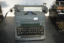 Olympia Typewriter made in Germany