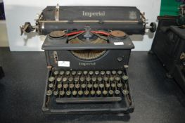 Imperial Typewriter - Leicester, England