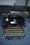Continental Silenta Typewriter