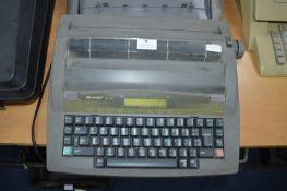 Sharp QL310 Electronic Typewriter