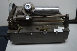 Dictation and Stenographer Machine