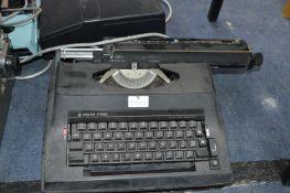 Silver Reed Electronic Typewriter