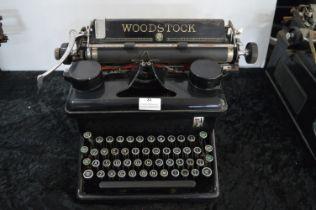 Woodstock Typewriter - Chicago, USA