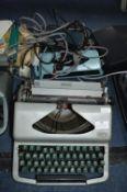 Royal Diana Manual Typewriter plus Silverreed SR180 (for spares/repairs)