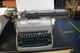 Remington Rand Standard Typewriter