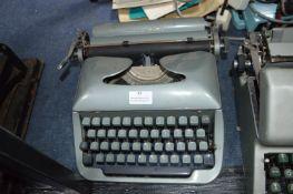 Bluebird Manual Typewriter