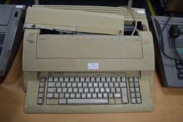 AEG Olympia Comfort Electronic Typewriter (AF)