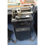 Ediphone Dictation and Stenographer Machine
