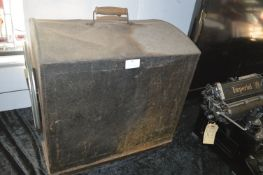 Gestetner Duplicating Machine with Original Carry Case