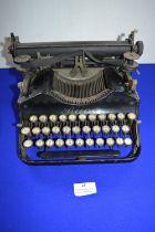 Bijou Typewriter by Duncan & Co, Glasgow