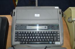 Panasonic R194 Electronic Typewriter