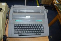Sharp QL110 Electronic Typewriter