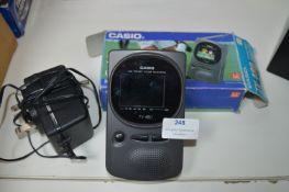 Casio LCD Pocket Colour TV