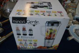 Hinari Genie 8-in-1 Blender
