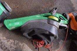 Performance Power Garden Vac with Leaf Shredder