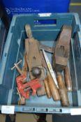 Older Tools, Chisels, Files, etc.