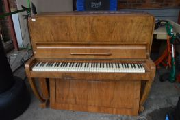 Light Walnut Piano by Raymond of London (AF)