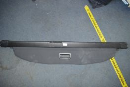 Car Boot Cover for a Freelander