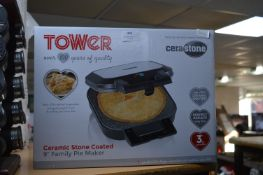 """Tower Stone Coated 9"""" Pie Maker"""