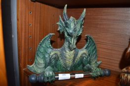 Dragon Style Toilet Roll Holder