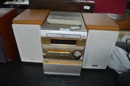 Kenwood Micro Hi Fi Component System