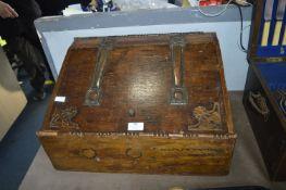 Vintage Decorative Wooden Box (restoration project