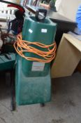 Electric 1800w Chipper & Shredder