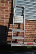 Folding Aluminium Step Ladder
