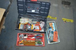 Draper Socket Set and Tool Caddy with Contents