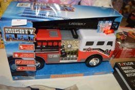 *Mighty Fleet Motorised Fire Truck