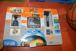 *HD Wifi Action Camera