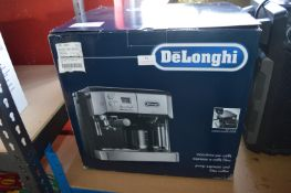 *Delonghi Combi Espresso Coffee Machine