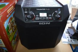 *Ion Tailgater+ Portable Music System