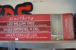 *2.1m LED Willow Tree