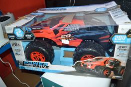 *Power Drive Radio Controlled Speed Vehicle