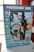 *Powerman Max Educational Robot