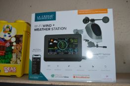 *Lacrosse Wi Fi Wind & Weather Station
