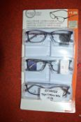 *Foster Grant Ladies +1.25 Spectacles 3pk