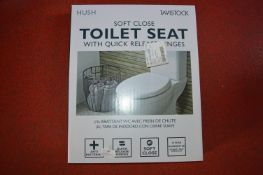 *Tavistock Soft Close Toilet Seat