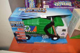 *Mighty Fleet Motorised Refuse Truck