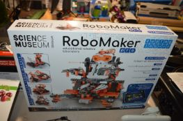 *Robomaker Educational Robot Laboratory