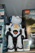 *Powerman Max Educational Robot (no packaging)