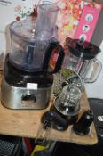*Kenwood Multi Pro Compact Food Processor (no pack