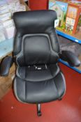 *Directors Style Swivel Chair