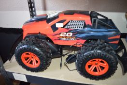 *Power Drive Monster Truck RC Vehicle