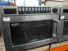 *Samsung CM1929 1850w commercial microwave