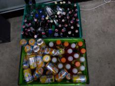 *soft drink selection - over 100 items. Sanpellegrino/Pepsi/etc