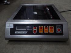*Mastrowave MC30L4B 1 plate induction hob