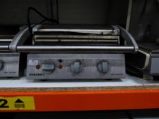 *Roband grill station contact grill - cooking area 370w x 270d