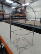 *10 x 3 tier afternoon tea plate stands